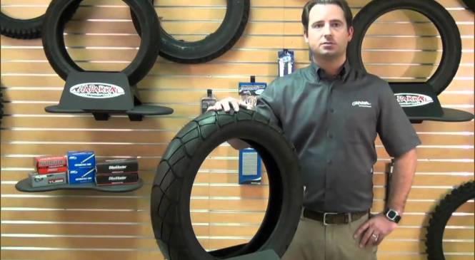 Dunlop D607 Dual Sport Motorcycle Tire Product Review