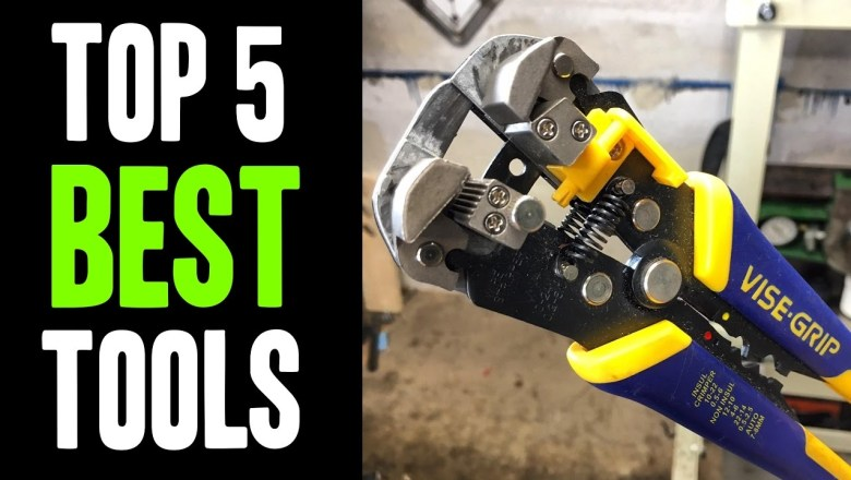 TOP 5 BEST TOOLS! (Simple Automotive Wiring Repairs)