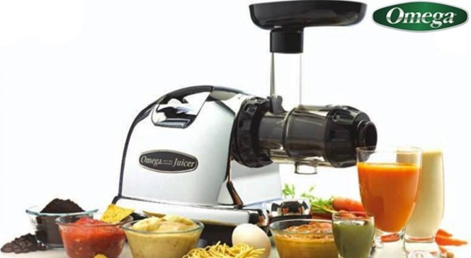 Omega 8006 Juicer – PRODUCT REVIEW