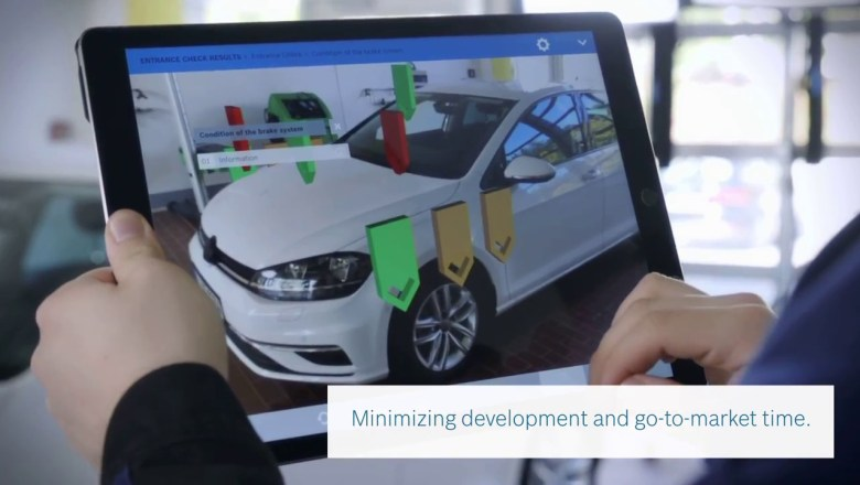 EN | Bosch Augmented Reality for the automotive workshop
