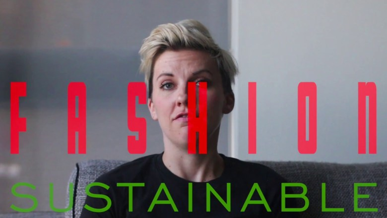 What is SUSTAINABLE FASHION: ADAY Review