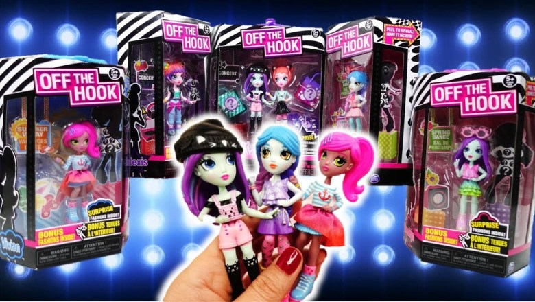 Off the Hook Dolls – Mannequin Girls Mix n Match Fashion and Accessories