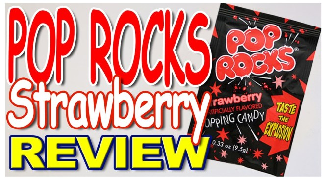 Pop Rocks Candy Product Review