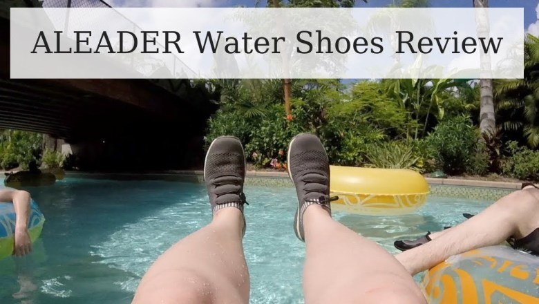 ALEADER Water Shoes Review – Travel Product Review