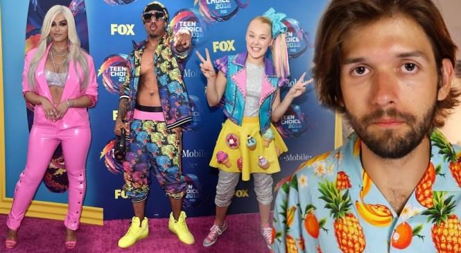 Teen Choice Awards Fashion Review 2018   Michael Buchinger