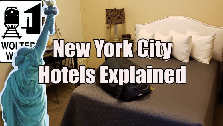 Visit New York – Hotel Advice for New York City