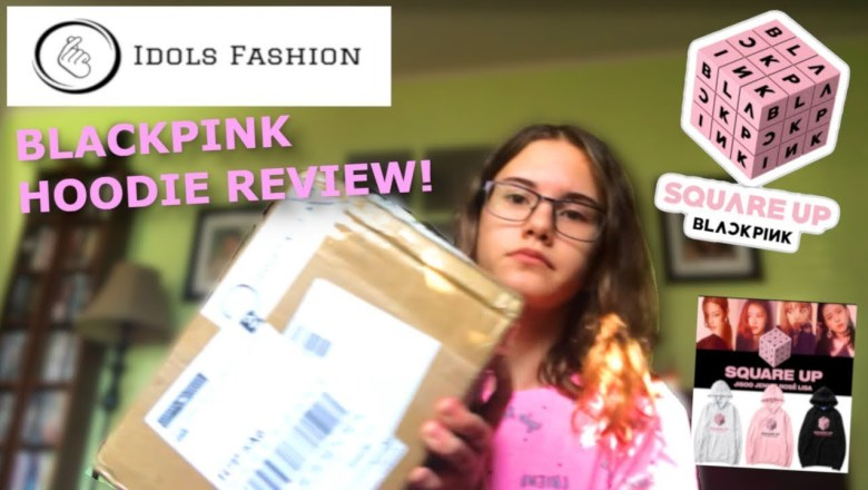 Idols Fashion Review | BLACKPINK Hoodie