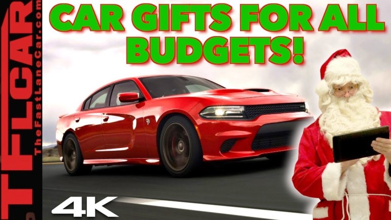 Here Are the Top 10 Cool and Unique Automotive Gifts For All Budgets!