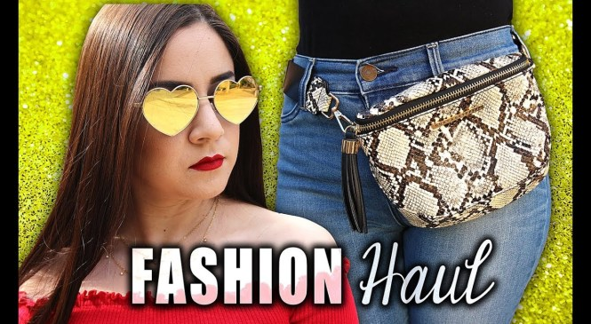 SPRING FASHION & ACCESSORIES HAUL – Quay, Aldo, & More! || Lucykiins