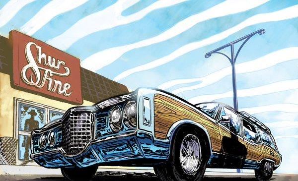 Lee Child Reviews a Debut Novel That's Vintage Texas Noir