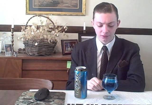 Energy Crisis–Energy Drink Review #88 Rip It Berry Mix