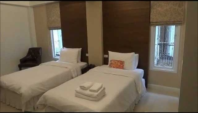 Bangkok Chinatown Accommodation – Baan Udom Review and Directions