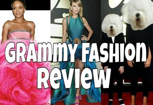 Grammy Fashion Review