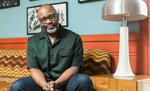 Theaster Gates Is a Toast of the Fashion and Art Circuit
