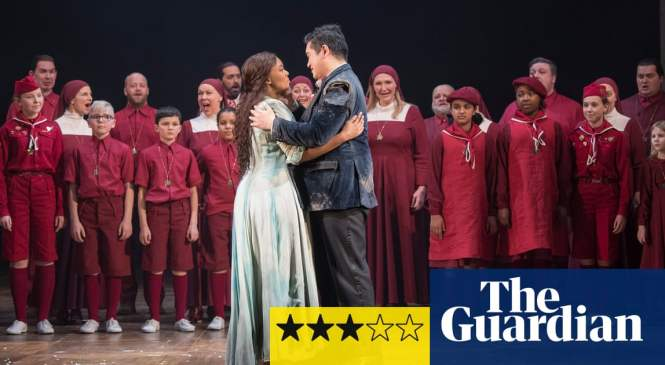 The Magic Flute review – dark, eclectic and disquieting
