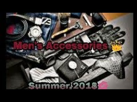 Rizwan's Mania 11 Mens Fashion Accessories 11 Summer 11 2018