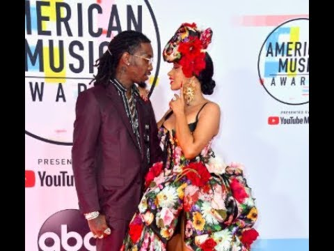 2018 AMAs Red Carpet Fashion Review