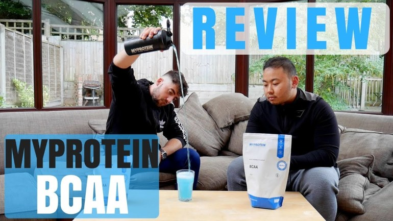 HONEST Product Review: MYPROTEIN BCAA