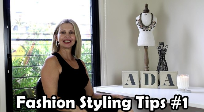 Three key Fashion Accessories — Fashion Styling Tips #1