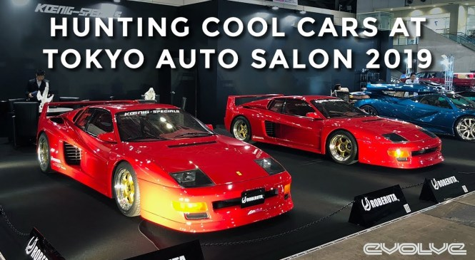 Tokyo Auto Salon 2019 – Exploring Japanese Modifying Culture