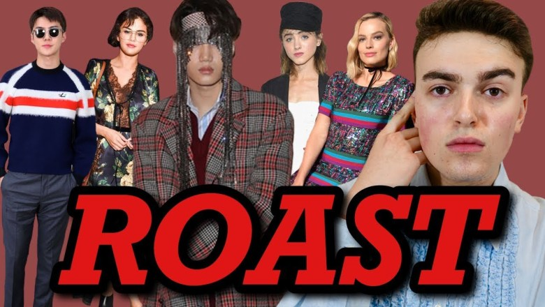 CRUISE 2019 FRONT ROW ROAST  (Fashion Review ft. Kai, Selena Gomez, Sehun, & Margot Robbie)