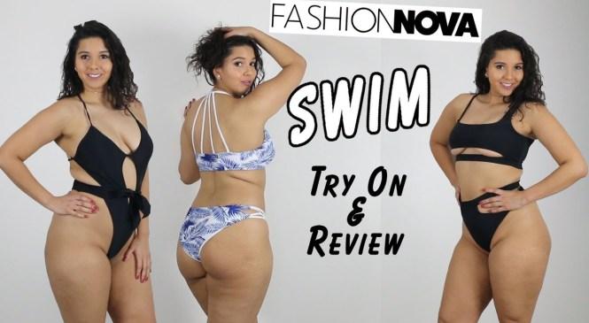 Swimsuit Haul & Try On #2 | Fashion Nova Review