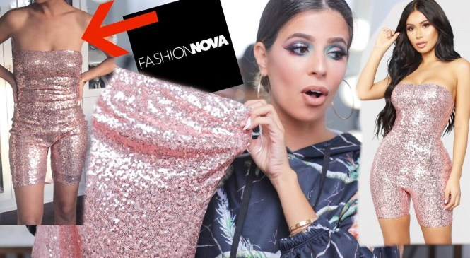 I SPENT $500 ON FASHION NOVA CLOTHING… UMM
