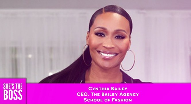 Cynthia Bailey On Building Fashion Accessory Empire