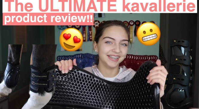 The ULTIMATE KAVALLERIE PRODUCT REVIEW!! :0