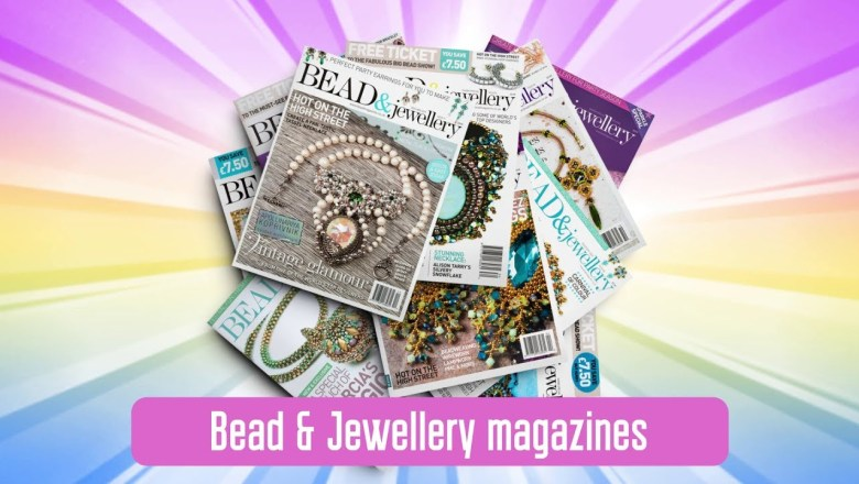 [Product Review] Bead & Jewellery Magazines