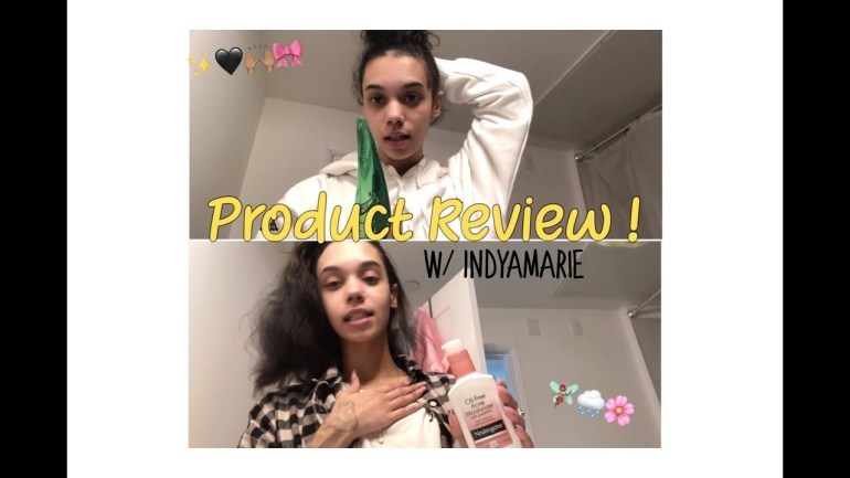 Product Review | w/ Indyamarie