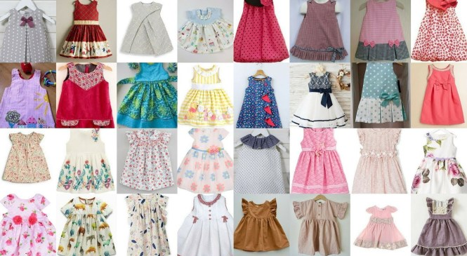 Top Cute Baby Frocks Fashion Trend 2019