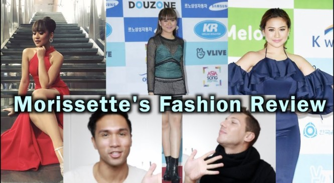 MORISSETTE FASHION REVIEW