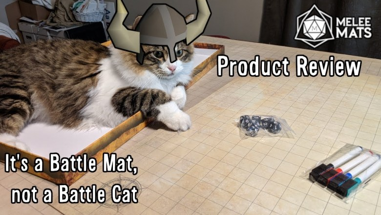 Battle Board by Melee Mats | Product Review