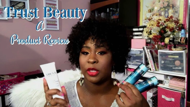 Trust Beauty Radiant start kit|  Product Review 1 of 3 | The Pink Pearls Glam Parlour
