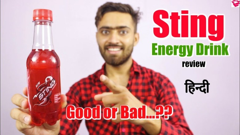 Sting energy drink good or bad | Sting energy drink review