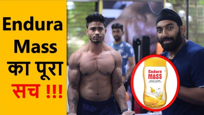 Endura Mass Weight Gainer Honest Review in Hindi | Side Effects | Fitness Fighters