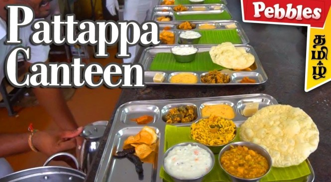 Food Review in Pattappas Cateeen (Sabha Canteens Music Academy  ) | Tasty Pure Veg Meals in Chennai