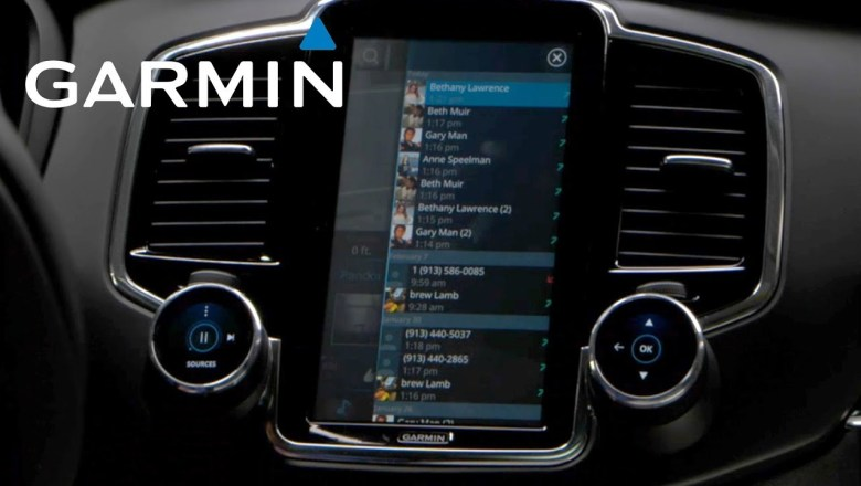 Garmin Automotive at CES 2019