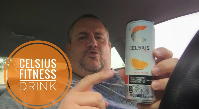 FOOD REVIEW – Celsius Fitness Drink