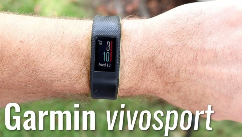 Garmin vivosport Review – Fitness Tracker with GPS For Runners