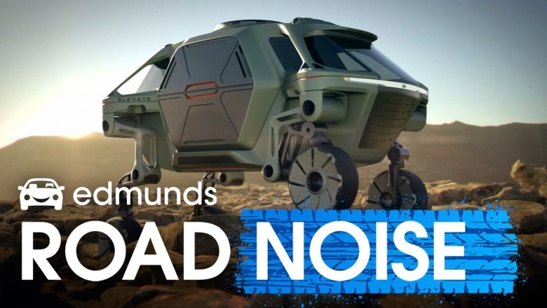 Edmunds RoadNoise | All the Latest Automotive Tech From the CES Show and More!