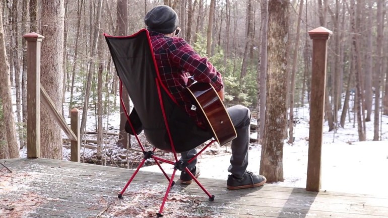 The DuraLounge Camping Chair – Official CR 2.0 Unboxing Product Review