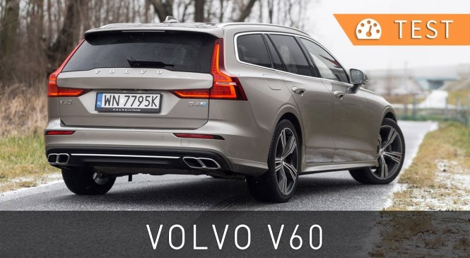 Volvo V60 D4 Polestar 200 KM Inscription (2019) – test [PL] | Project Automotive
