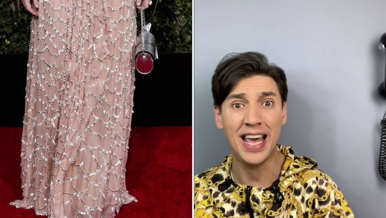Golden Globes 2019 Fashion Review