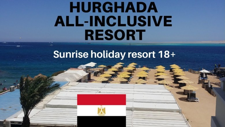 Sunrise holiday resort, adults only   Hurghada, Egypt accomodation review