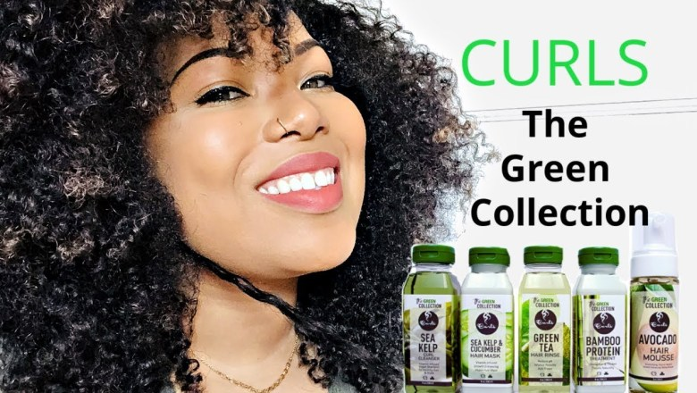 CURLS The Green Collection | Product Demo & Review