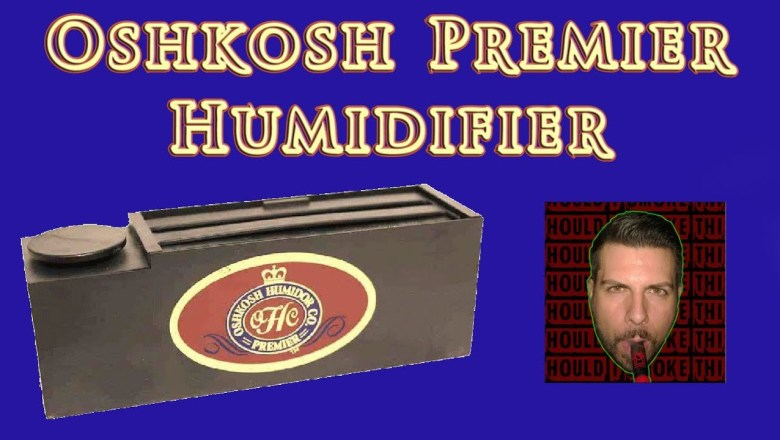 Oshkosh Premier Humidifier (Product Review) – Should I Smoke This