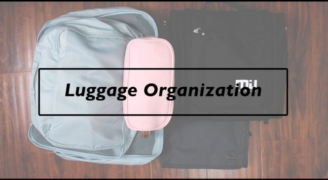 TRAVEL TIPS on How To Organize Your luggage + Product Reviews