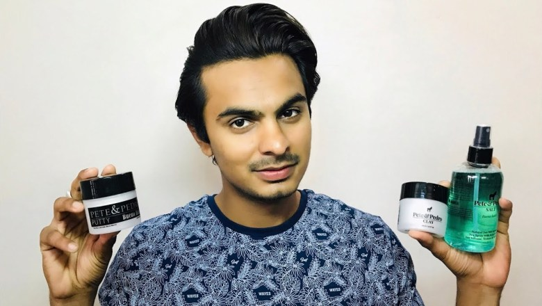 Pete And Pedro Hair Styling Products Review | Best Hair Products?